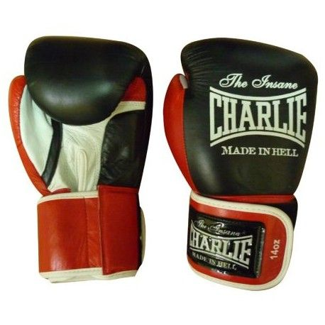GUANTES CHARLIE Air tricolor 16 oz.