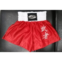 "SHORT NKL ""Rojo"""