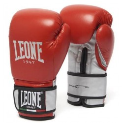 "GUANTES LEONE ""SMART"" Rojo 14 oz."